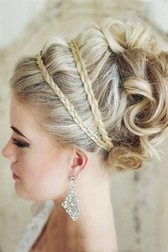 Updo Braid Hairstyle Ideas for Perfect Look Picture 1