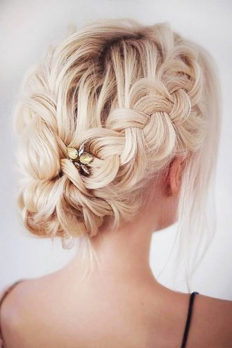 Updo Braid Hairstyle Ideas for Perfect Look Picture 2
