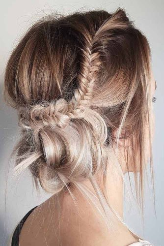 Braided Updo Ideas for Long Hair Picture 3