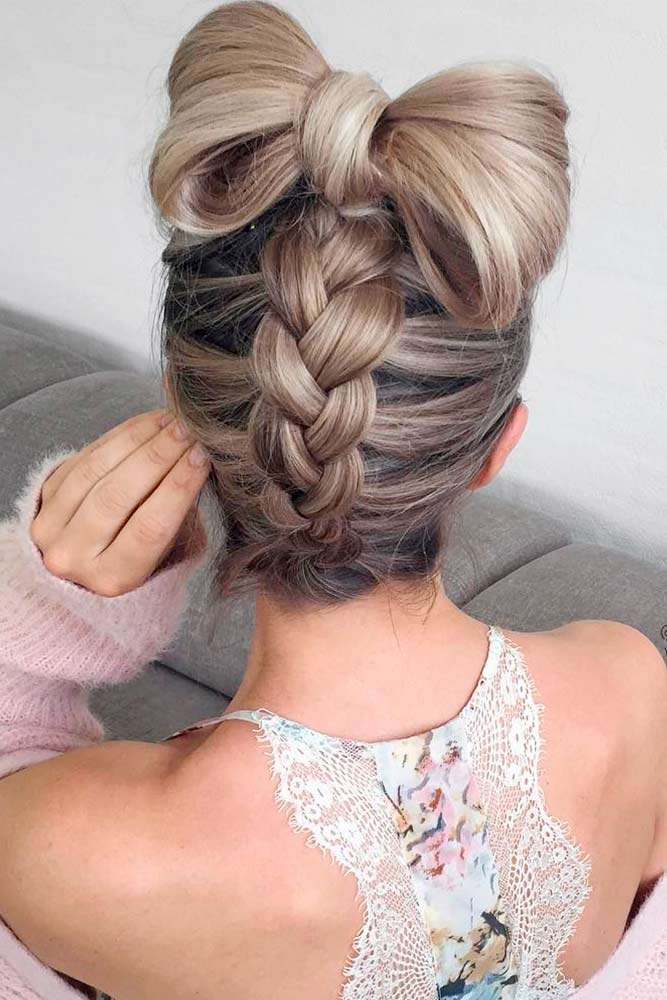 Braid Hairstyles for Charming Look picture 2