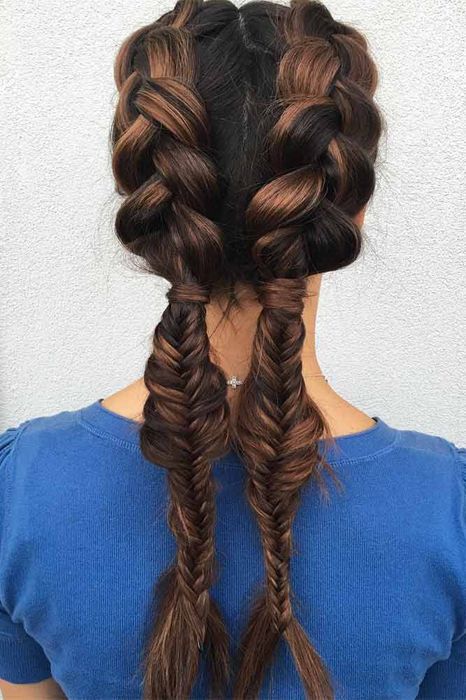 Dutch Braid Ideas for Christmas Picture 1