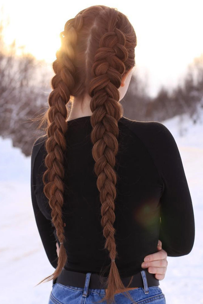 Dutch Braid Ideas for Christmas Picture 3