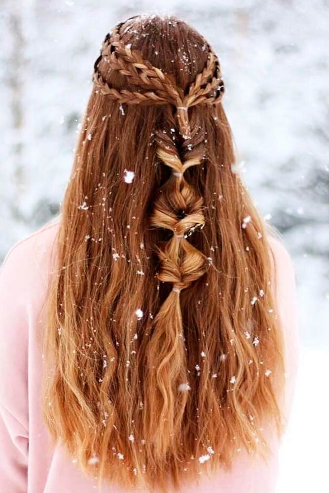Braid Hairstyles for Charming Look picture 4