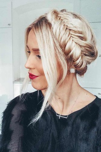 Braided Updo Ideas for Long Hair Picture 4