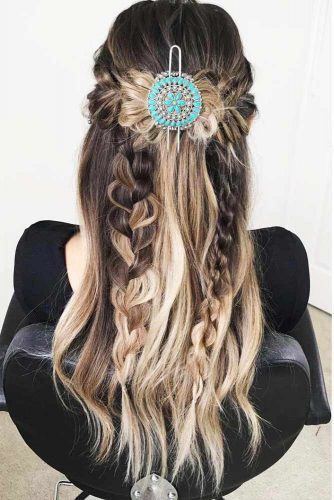 Chic Braided Hairstyles Picture 5