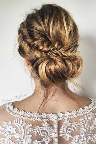 Braided Updo Ideas for Long Hair Picture 1
