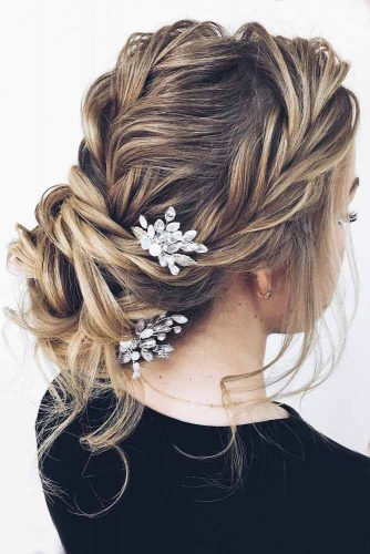 Braided Updo Ideas for Long Hair Picture 6