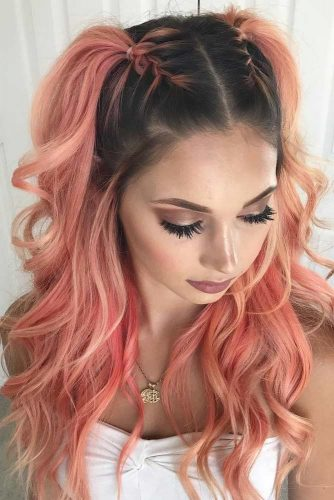 Fun Hairstyles with Braids picture1