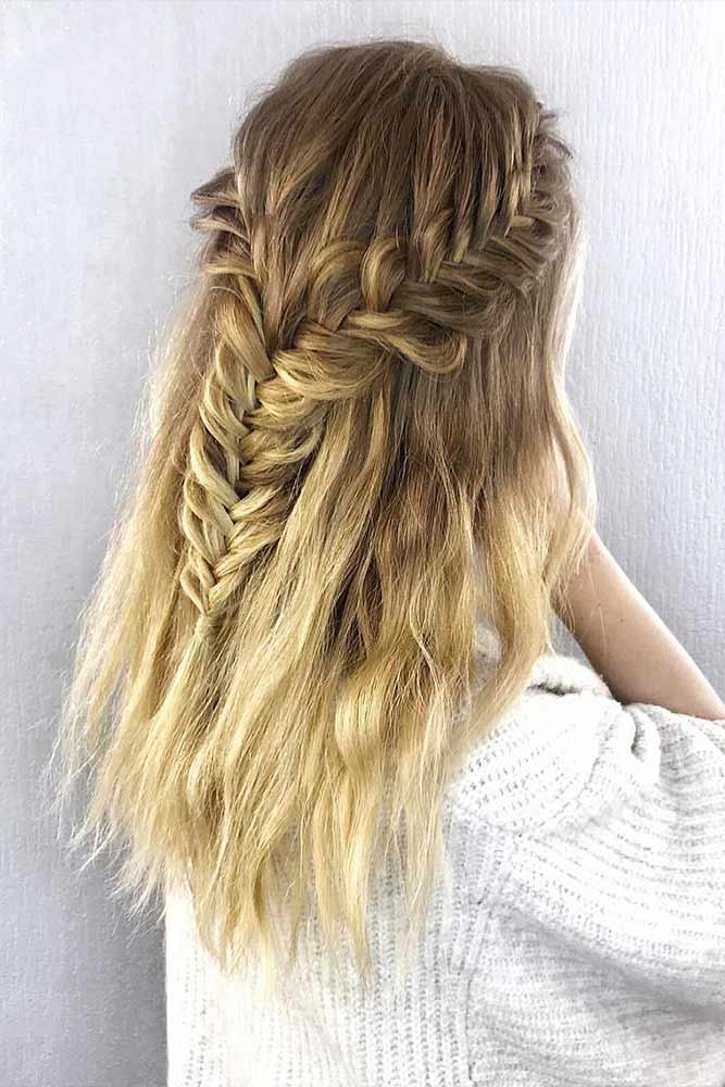 Sweety Hairstyles with Braids Picture 5