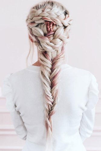 Fun Hairstyles with Braids picture2