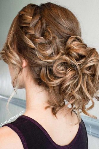 Braided Updo Ideas for Long Hair Picture 5