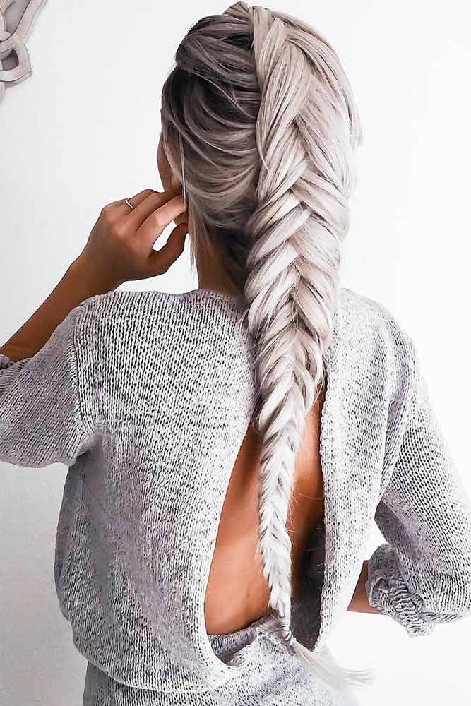 Sweety Hairstyles with Braids picture 6