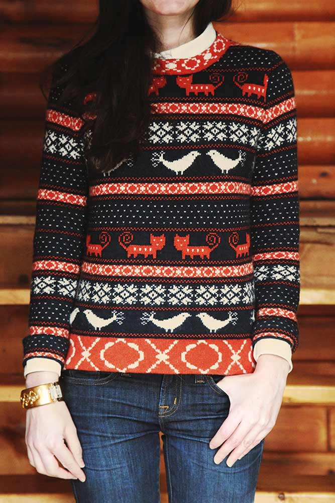 6 Christmas Sweaters You'll Totally Want to Wear This Year