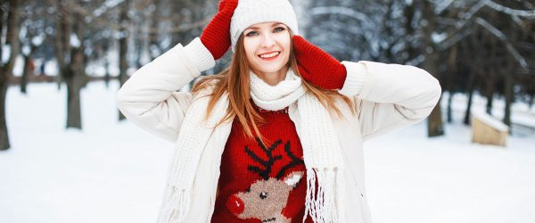 18 Christmas Sweaters You'll Totally Want to Wear This Year