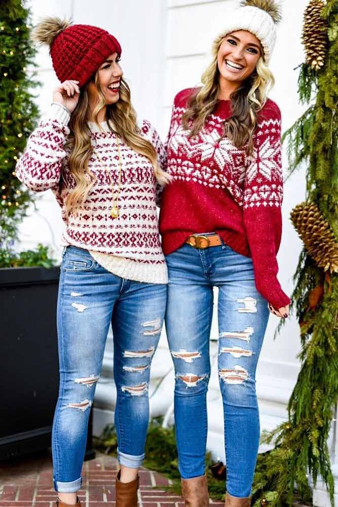 Newest Christmas Sweaters picture 2