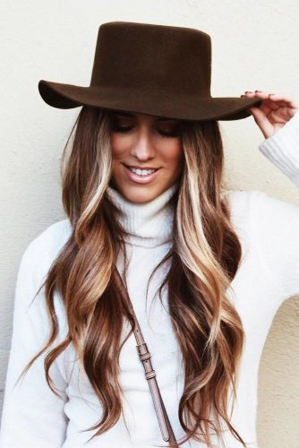 Winter Chic Hairstyles picture 6