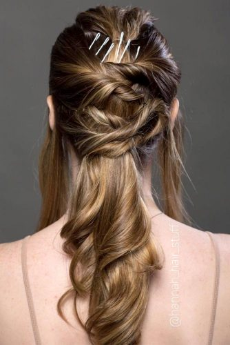 Sophisticated Bobby Pin Hairstyles picture2