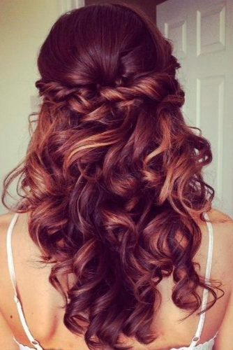 Christmas Hairstyles For Long Hair.36 Super Cute Christmas Hairstyles For Long Hair