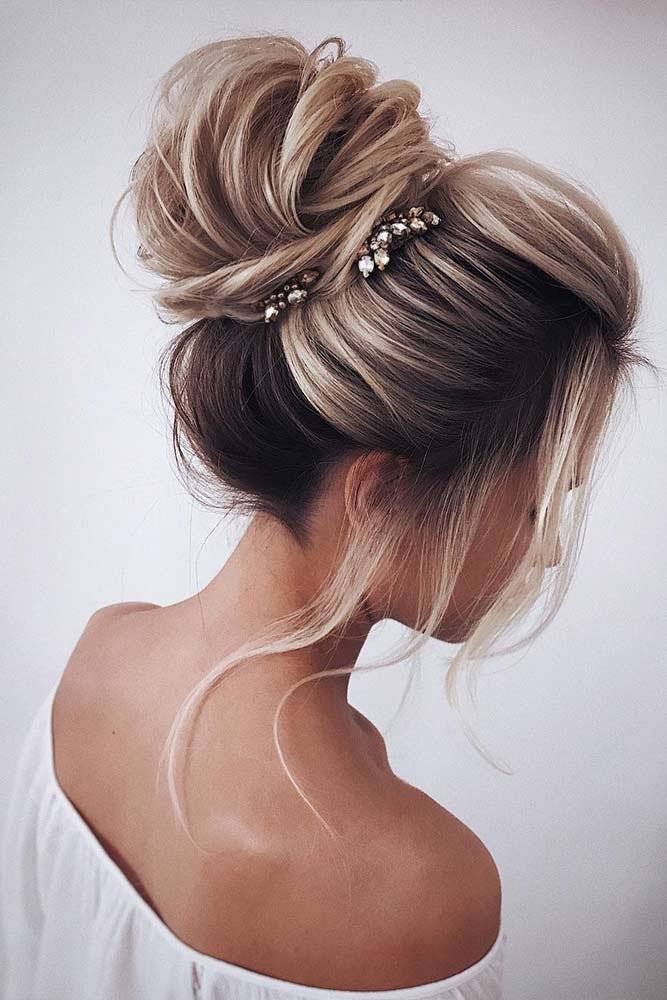 Amazing Updo Hairstyles for Long Hair Picture 2