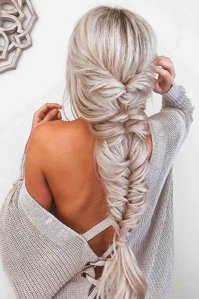 Stylish Braided Hairstyle #braidedhair #stylishhairstyle