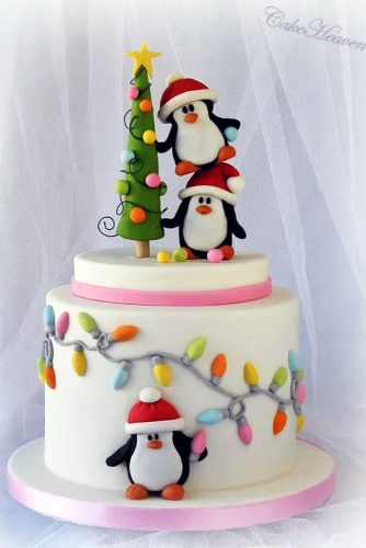 Delightful Christmas Cakes - Ideas What to Cook