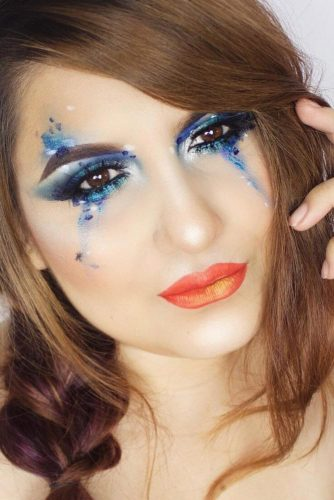 12 Fairy Christmas Makeup Ideas
