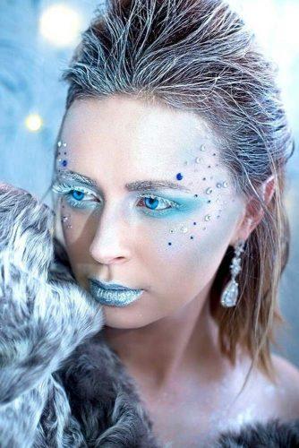 Fairy Christmas Makeup Ideas