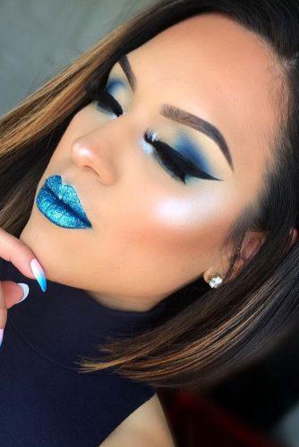 12 Fairy Christmas Makeup Ideas
