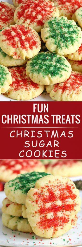 Fun Christmas Treats to Cook This Season
