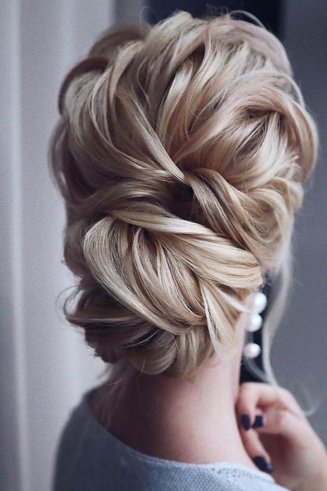 Easy Messy Low Bun #lowbunhair