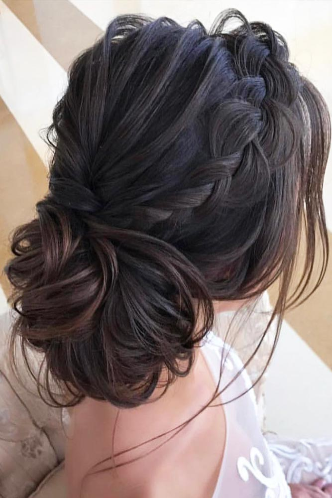 Braided Updo for Christmas Party Picture 2