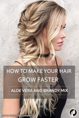 16 Tips On How To Make Your Hair Grow Faster With Home Remedies