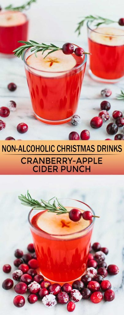 9 Non-Alcoholic Christmas Drinks That Are Perfect for the Holidays