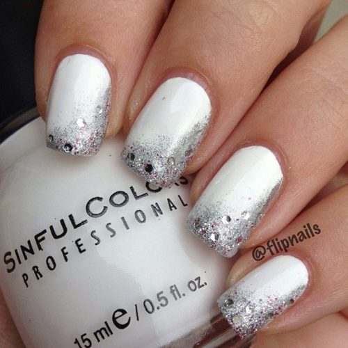 Easy Cute Winter Nail Ideas picture 6