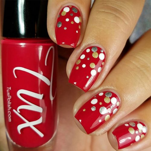 Easy Cute Winter Nail Ideas picture 4