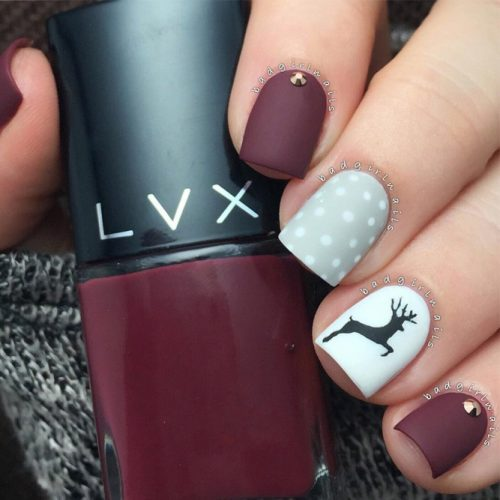 Easy Cute Winter Nail Ideas picture 5