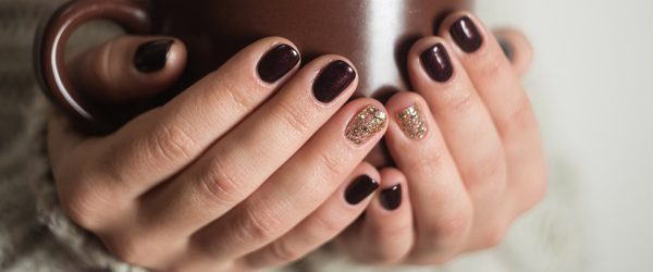 42 Perfect Winter Nails for the Holiday Season and more