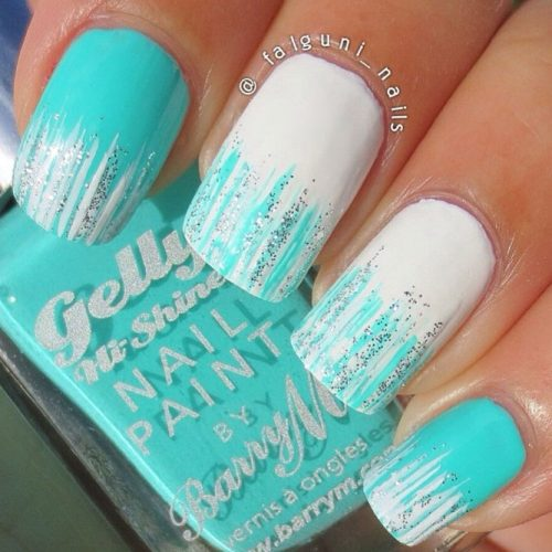Easy Cute Winter Nail Ideas picture 2