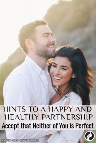 15 Hints to a Happy and Healthy Partnership