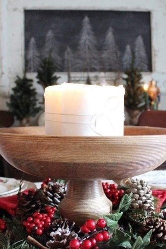 Cool Centerpiece Ideas with Candles picture 6