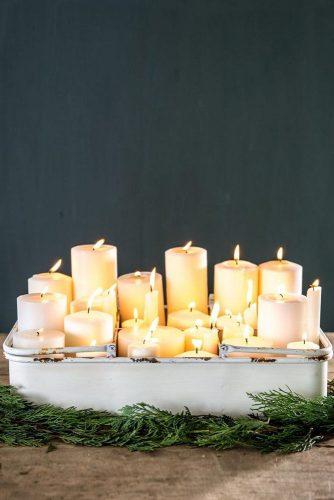 Cool Centerpiece Ideas with Candles picture 2