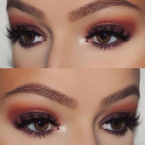 Prominent Eyes with Smokey Makeup picture1