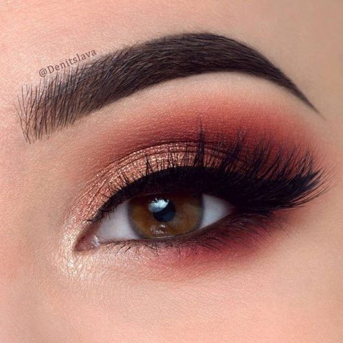 Smokey Eye Makeup Ideas for Deep Set Eyes picture3