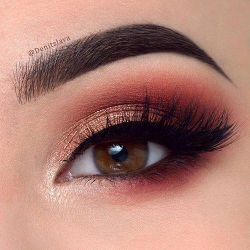 Smokey Eye Makeup Ideas for Deep Set Eyes picture3