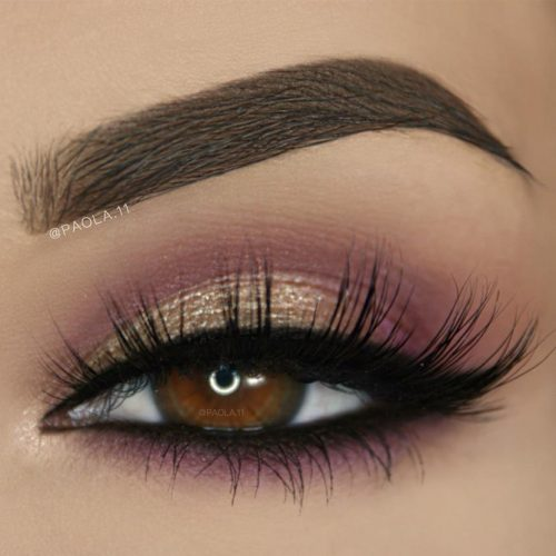 Smokey Eye Makeup Ideas for Deep Set Eyes picture2