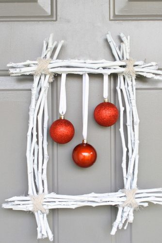 6 Stunning Rustic Christmas Decoration