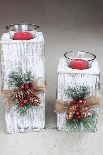 Modern Rustic Christmas Decorations picture 6