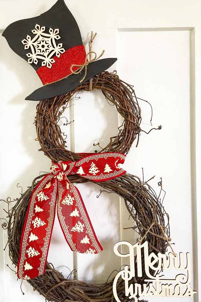 Modern Rustic Christmas Decorations picture 4