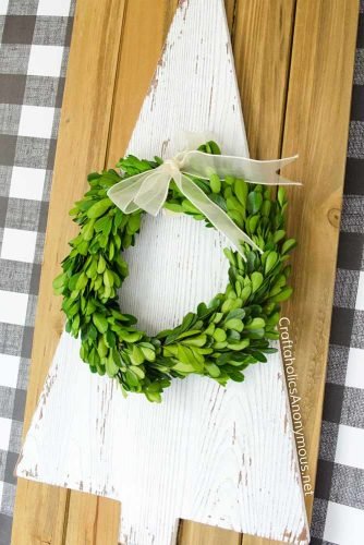 Easy Rustic Christmas Decoration Ideas picture 3