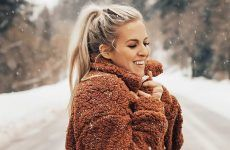 Cool Winter Hairstyles for the Holiday Season